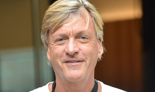 Richard Madeley apologises for 'misjudged' advice column about domestic violence