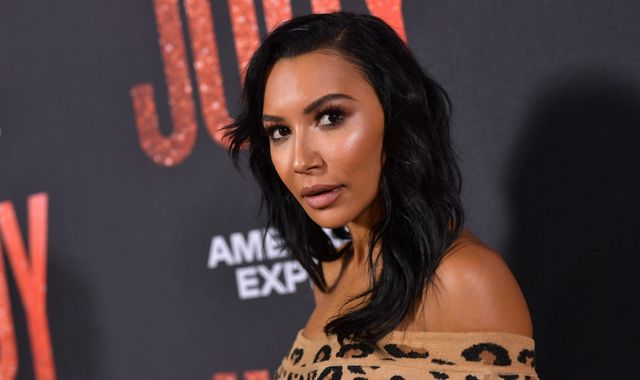 Naya Rivera: Footage shows last movements of missing Glee star