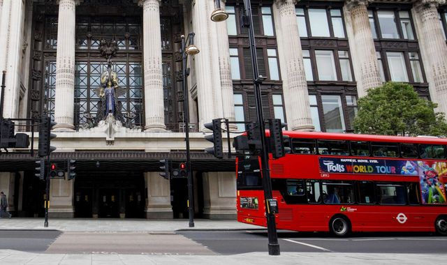 Selfridges: 'Unknown substance' sprayed at shoppers after 'altercation' in department store