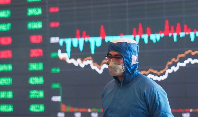 Coronavirus: Stocks surge globally after biggest daily rise since 2015 in China