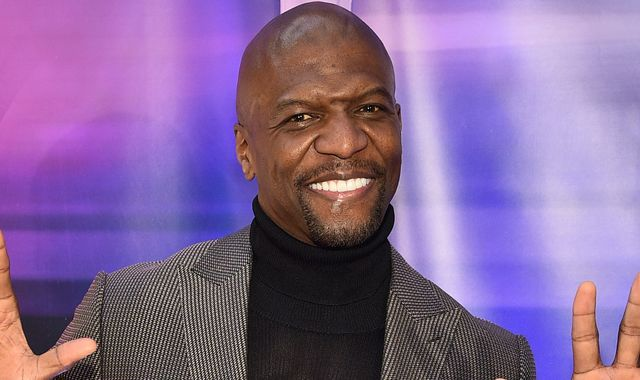 Terry Crews criticised for saying Black Lives Matter must not become 'Black Lives Better'