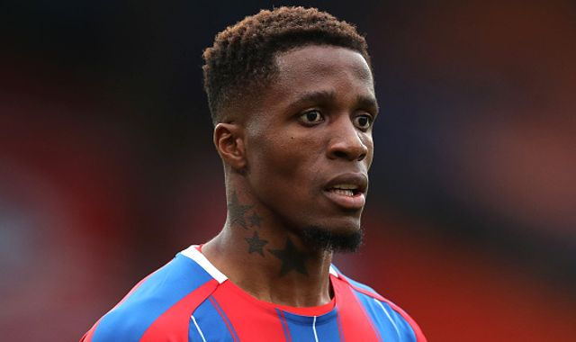Wilfried Zaha: Boy, 12, arrested over racist messages sent to Crystal Palace player