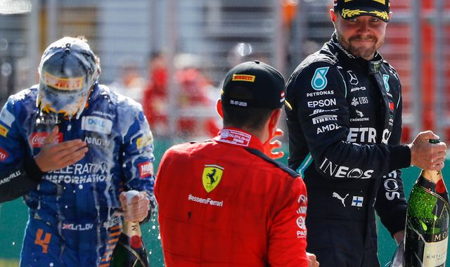 Jenson Button's verdict on the big talking points from F1's Austrian GP