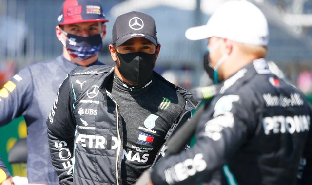 Austrian GP: Valtteri Bottas aims for early Lewis Hamilton F1 blow as Max Verstappen threat lurks in opener