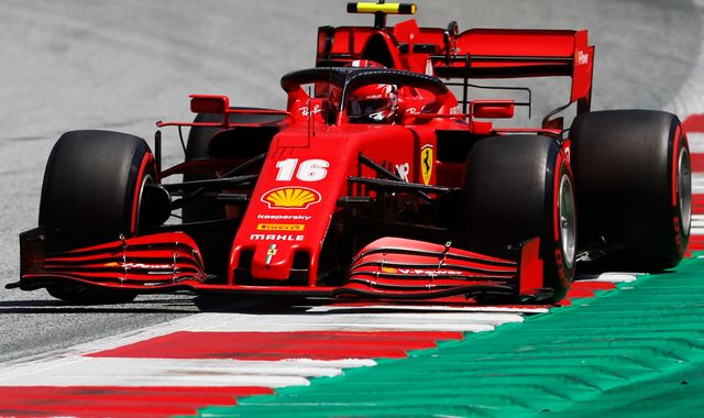 Ferrari to fast-track F1 upgrades for Styrian GP - but no straight-line fix