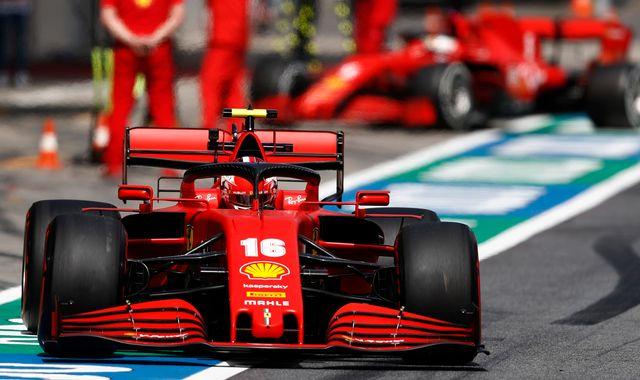 Austrian GP: Ferrari's fears laid bare in F1 qualifying struggle