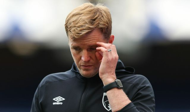 Eddie Howe leaves Bournemouth after Premier League relegation