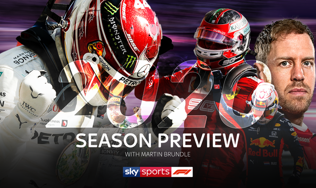 Martin Brundle season preview: F1 ready for return to racing in 2020