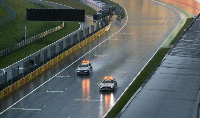 Styrian GP Practice Three cancelled, qualifying in doubt due to rain