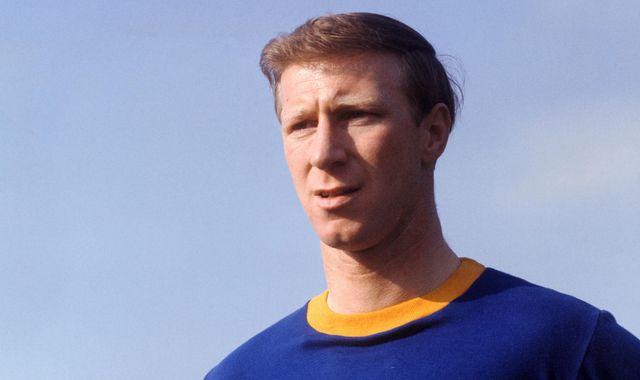 Jack Charlton: England and Leeds United legend dies aged 85