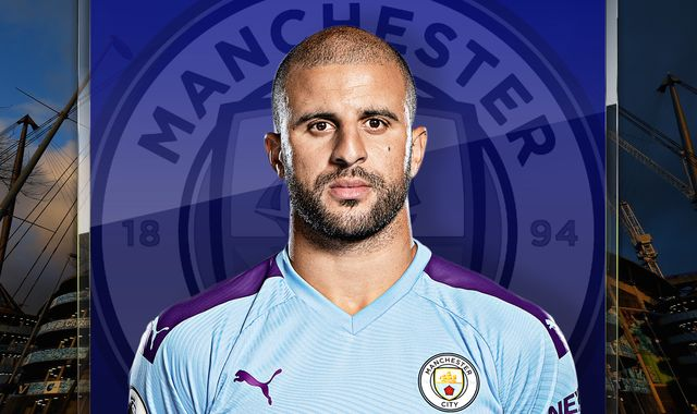 Kyle Walker exclusive: Man City can beat anyone in the world as historic treble chance looms