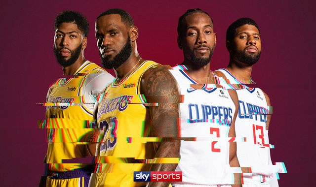 Los Angeles Lakers losing to LA Clippers in restart opener would be damaging, says BJ Armstrong