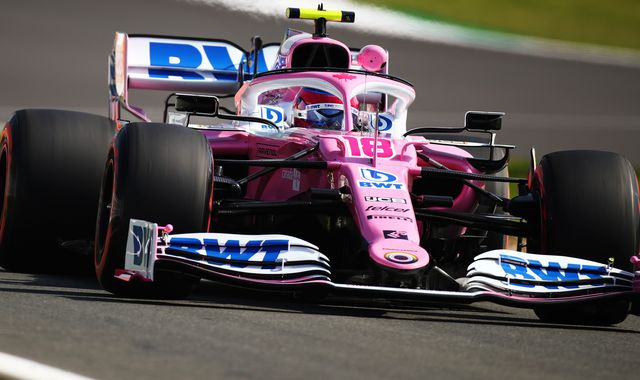 Racing Point owner Lawrence Stroll defends team and hits out at F1 rivals