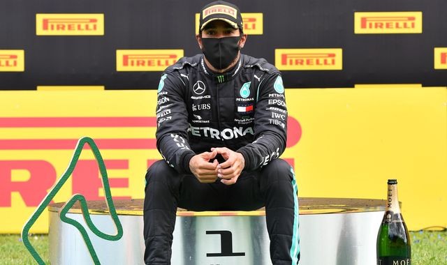 Martin Brundle column: Delivering the verdict on F1's Styrian GP