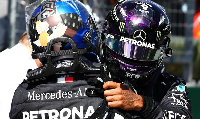 F1 drivers to show anti-racism support at Austrian GP season-opener