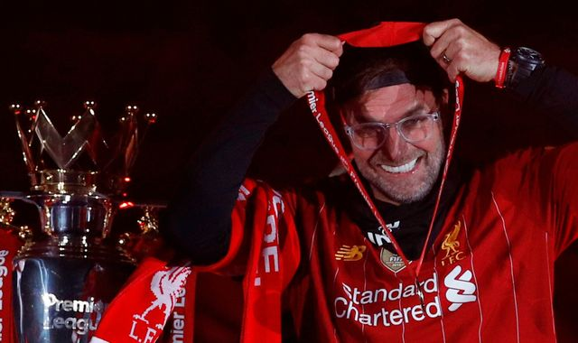 Jurgen Klopp named LMA Manager of the Year, Marcelo Bielsa and Emma Hayes also recognised