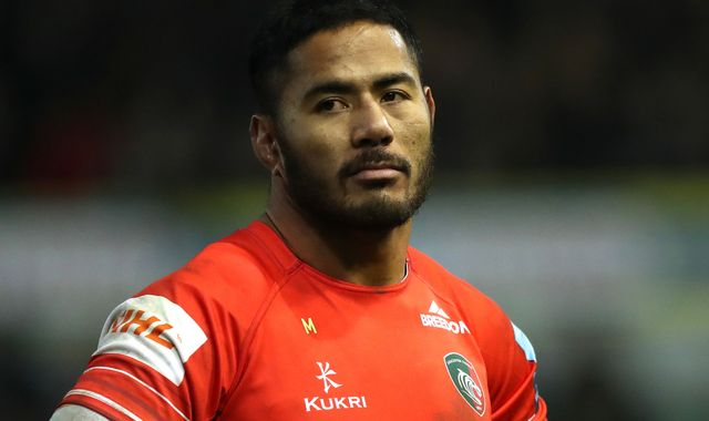 Manu Tuilagi joins Sale following release by Leicester