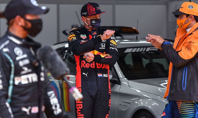 Styrian GP: Lewis Hamilton vs Max Verstappen and F1's mixed-up grid