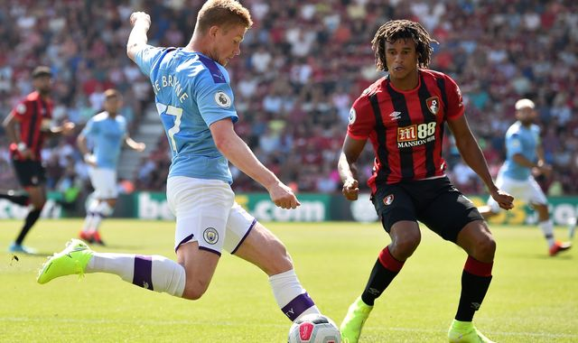 Nathan Ake: Manchester City sign defender from Bournemouth
