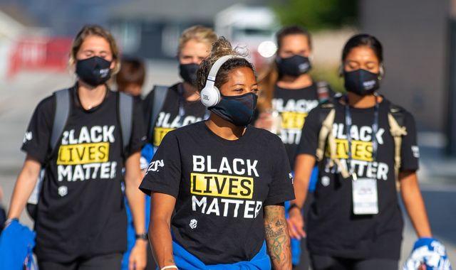 Black team-mates' 'harrowing' stories helped me understand struggle, says Jess Fishlock