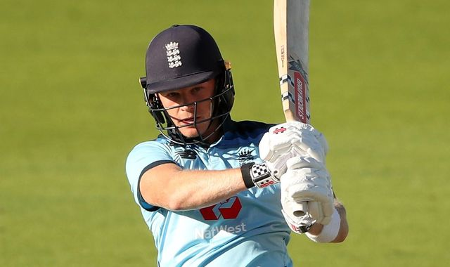 Sam Billings out to cement England ODI place after 'heavy speed bump'
