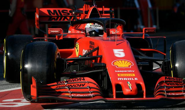 Ferrari chairman issues verdict on short-term F1 prospects