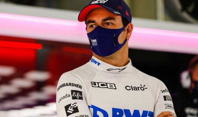 Sergio Perez completes quarantine, could make F1 return at Silverstone