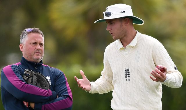 Stuart Broad deserved England place, says Darren Gough