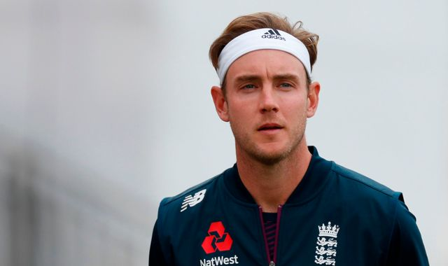 Ben Stokes says Stuart Broad's England career is 'nowhere near done' despite omission against West Indies