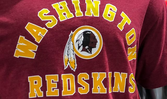 NFL franchise Washington to drop 'Redskins' name and are working to develop new one
