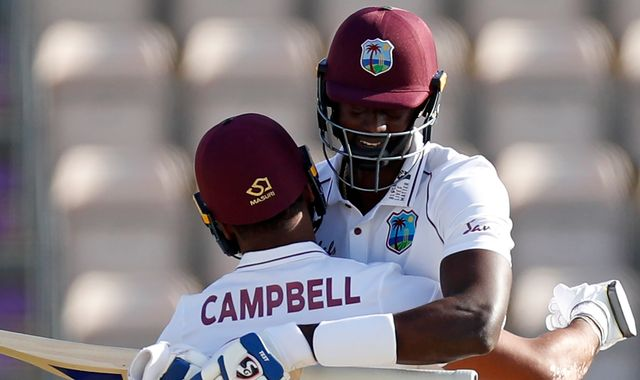 West Indies captain Jason Holder revels in 'best day' in Tests during win over England