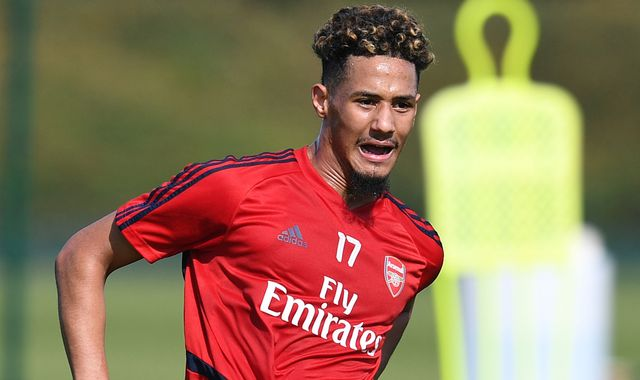 Arsenal unable to agree William Saliba loan extension at Saint-Etienne