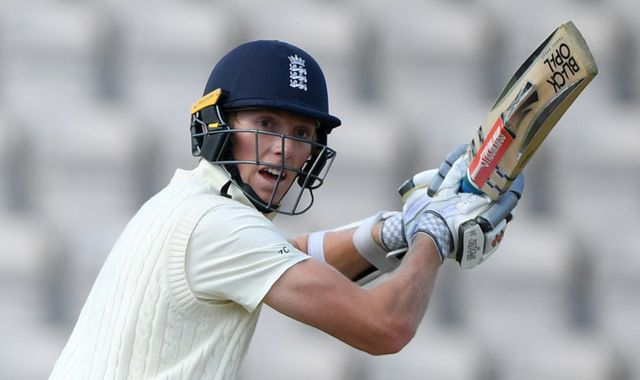 Zak Crawley deserves England spot over Joe Denly, says Dominic Cork