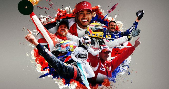 Did you know you can get all this? How to watch Sky F1 live - plus experience a raft of extra streams - on the Sky Sports App, Sky Q and Sky HD.