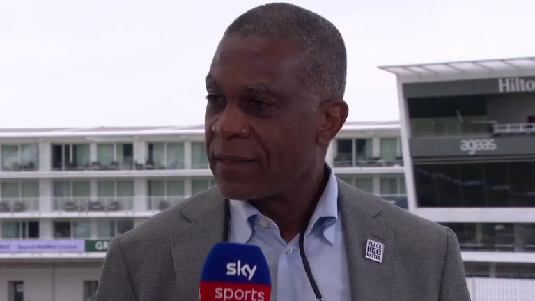 Michael Holding says education is key to eradicating the problem of racism and ensuring that this becomes a moment of genuine change in society