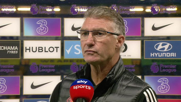 Nigel Pearson says he thought Watford's performance gives them something to build on ahead of the final few games of the season