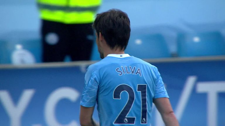 David Silva played his last Premier League game for Manchester City and shares his thoughts on his successful 10-year stay at the Etihad