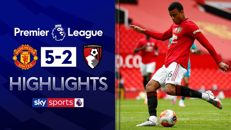 2:52                                            FREE TO WATCH Highlights from Manchester United's win over Bournemouth in the Premier League