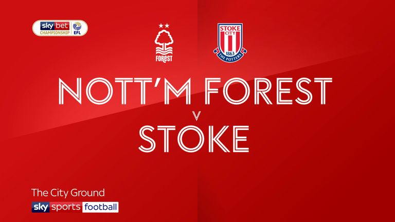 Highlights of the Sky Bet Championship match between Nottingham Forest and Stoke City