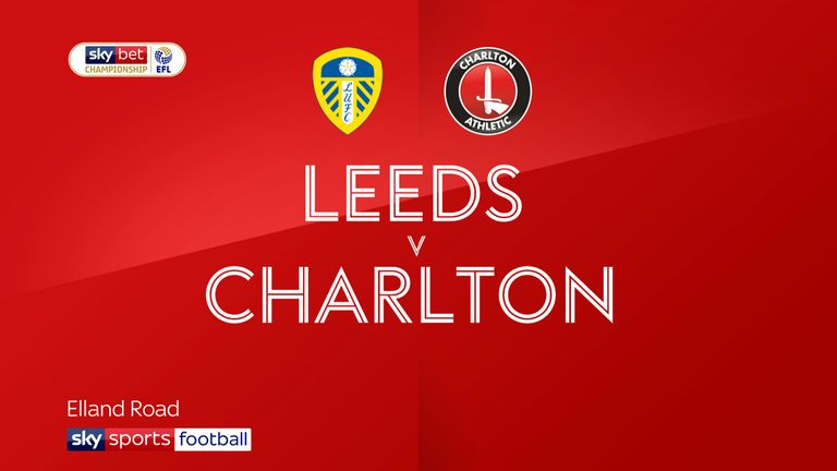 Highlights from the Sky Bet Championship game between Leeds United and Charlton Athletic