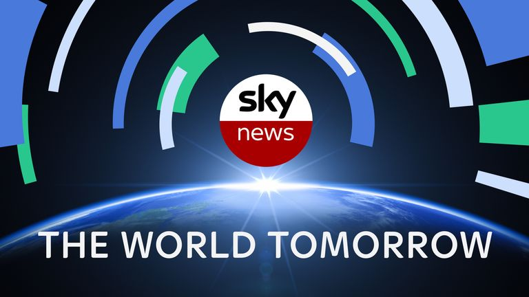 The World Tomorrow podcast