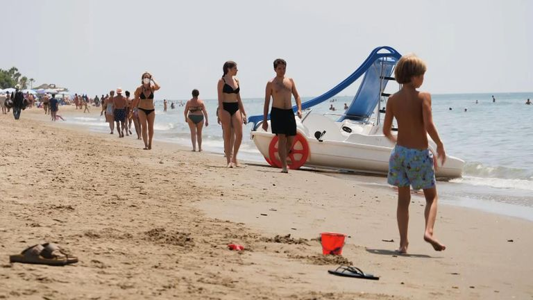 Britons in Marbella are angry at the new quarantine rules