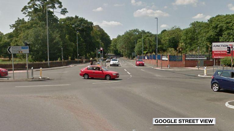 Blackburn Road, Clayton-le-Moors, Lancashire