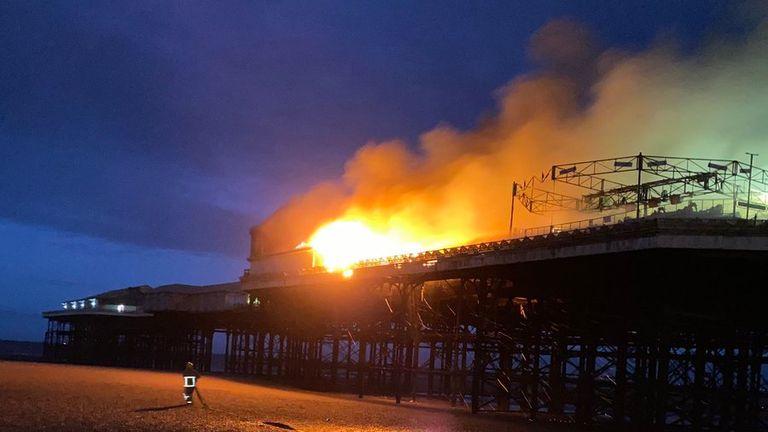 Pic: Lancashire Fire & Rescue Service