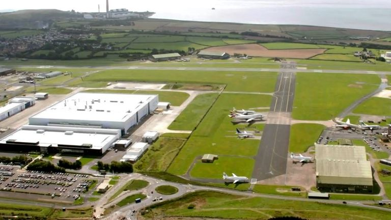 The South Wales site was selected on the basis of access to key markets and a skilled local workforce