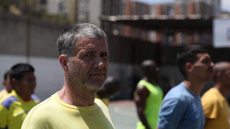 A Briton in jail in Venezuela