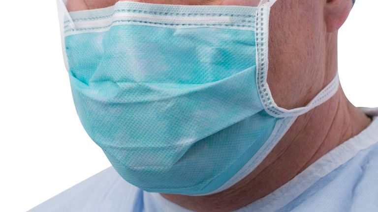 Cardinal Healthcare IIR mask