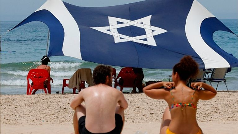 Cases in Israel have risen significantly since restrictions were eased at the end of May