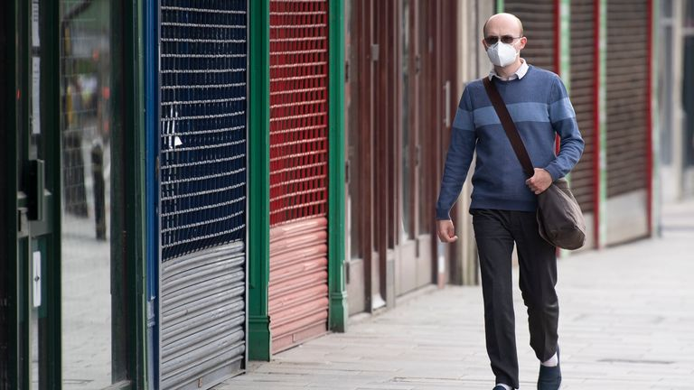 Local authorities now have powers to close down shops to tackle outbreaks of coronavirus
