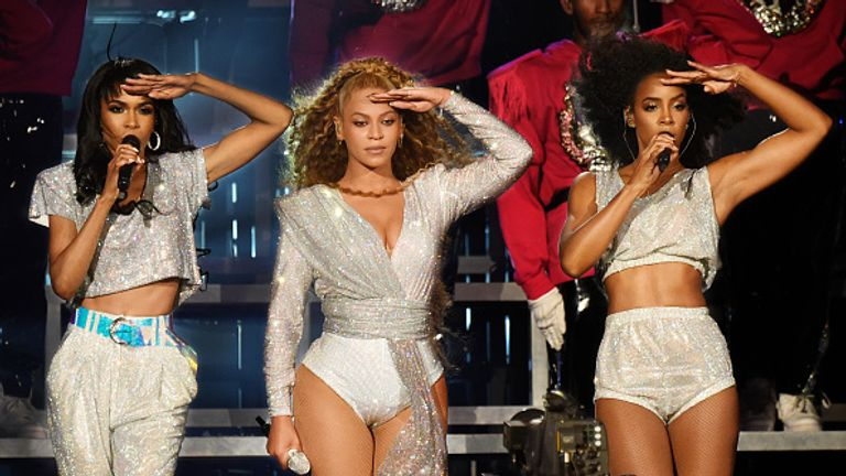 Kelly Rowland s'ouvre sur les difficultés d'être comparé à Beyonce |  Actualités Ents & Arts